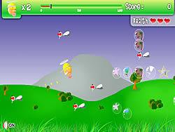 Flying Egg game