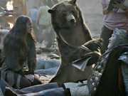 Watch free video Canal + Commercial: The Bear