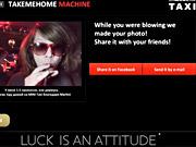 Watch free video Martini Web Video: Take Me Home Machine