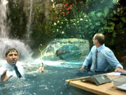 Watch free video Lipton Commercial: Waterfall