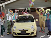 Watch free video America's First Credit Union Commercial: Clown