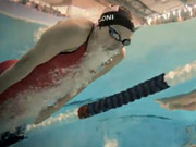 Watch free video Kelogg's Commercial: Swimmer
