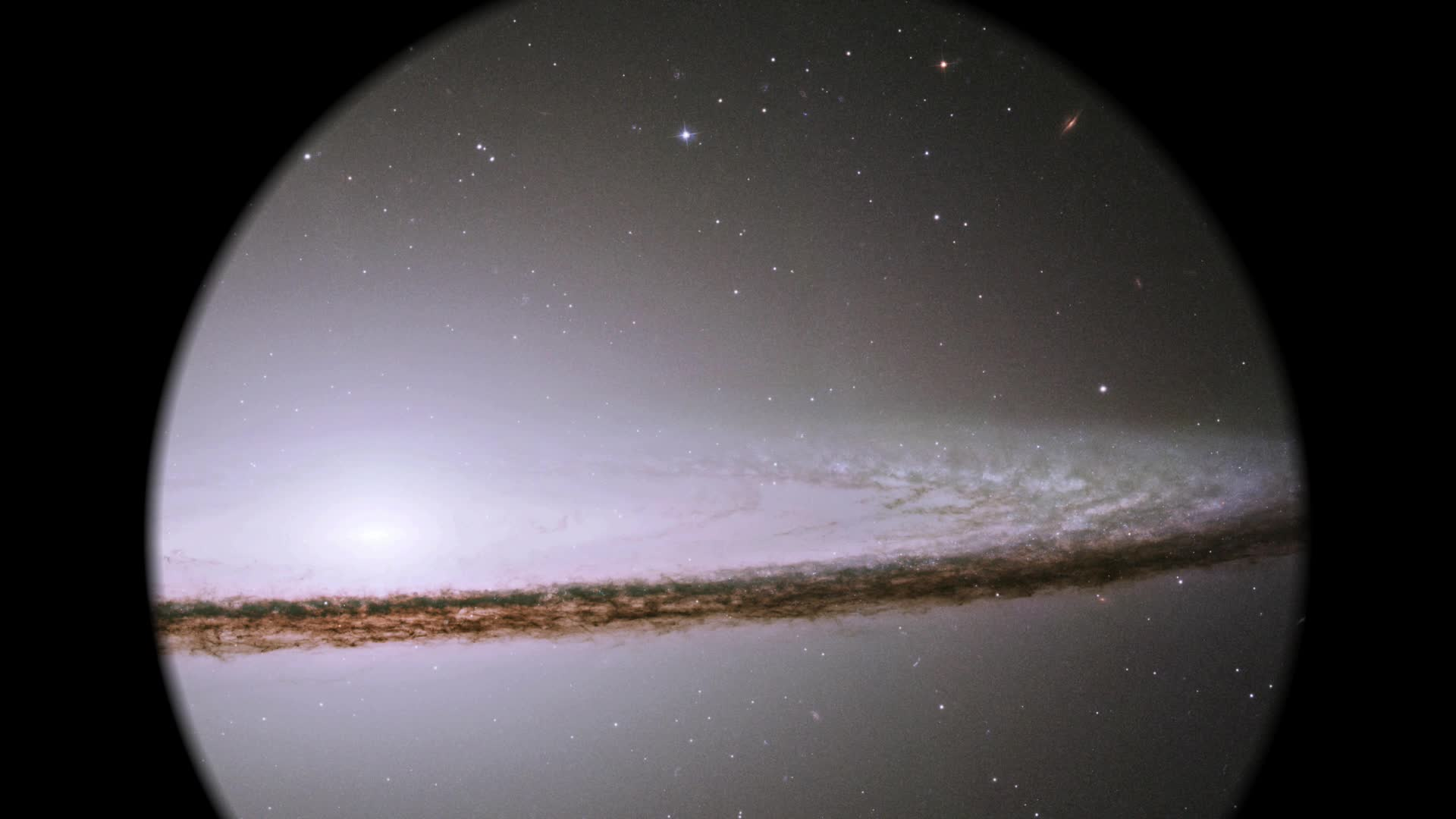 Watch free video Galaxies across space and time