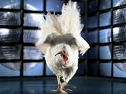 Watch free video Samsung Galaxy Commercial: Tab Disco Chicken