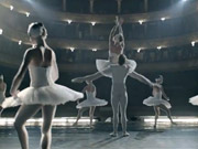 Watch free video Samsung Galaxy Commercial: Ballet