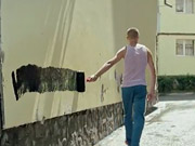 Watch free video Guinness Commercial: Paint the Town Black