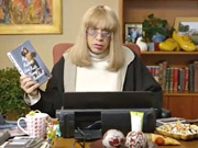 Watch free video Penny Marshall Commercial: Fred Armisen