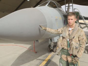 Watch free video British Tornadoes final take off from Afghanistan