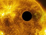 Watch free video Stellar flare hits HD 189733b