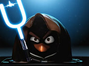 Watch free video Angry Birds Video: Star Wars