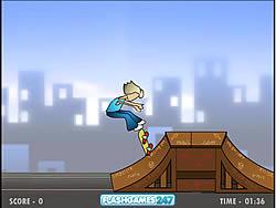 Skateboy game