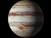 Watch free video Moving features on Jupiter