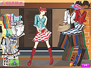 Youth Style Dressup