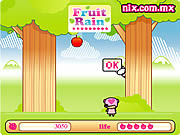Fruit Rain game