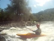 Watch free video Summer Kayaking Allier