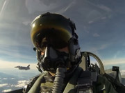 Watch free video Controlling NATO Fighter Jets
