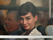 Watch free video Galaxy Chocolate Commercial: Audrey Hepburn