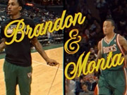 Mira dibujos animados gratis NBA Video: Brandon & Monta