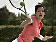 Watch free video Voltarol Commercial: Tennis