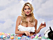 Watch free video Happy Easter from Kate Upton
