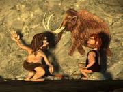 Watch free video Cavemen - The Art