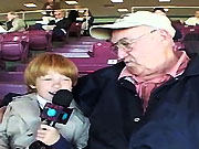 Watch free video Beat Kids at the Horse Races