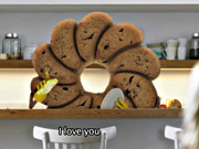 Watch free video Cereal Mix Cookies Commercial: Love
