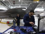 Watch free video F35 Moving into the Light