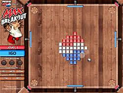 Max Beakout game