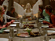 Watch free video Le Boeuf Pub: Angel and Devil Meets at the Feast