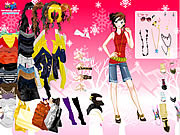 Shopping Girl Dressup 2 game