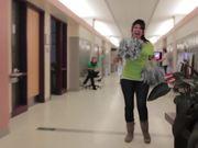 Watch free video Algonquin College LipDub! Michael Buble