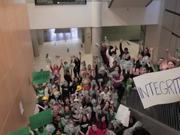 Watch free video Algonquin College LipDub! Michael Buble