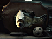 Watch free video Sky Sports Fantasy Football Commercial: Billy Bass