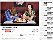 Mira dibujos animados gratis Burger King: The Unbelievable Pre-Roll Campaign