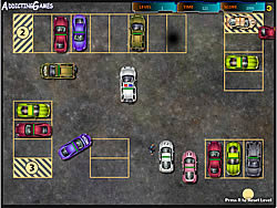 Park This Car game