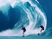 Watch free video Point Break Tahitian Surf Trailer