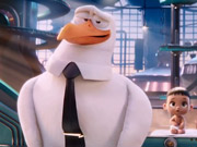Watch free video Storks - Official Announcement Trailer