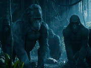Watch free video The Legend of Tarzan Official Trailer