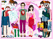 Aaron and Gabrielle Couple Dressup game