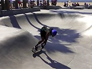 Watch free video Several Skateboarders Attempting Big Tricks