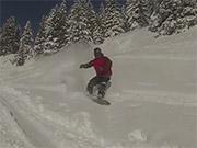 Watch free video Pow Pow Arrrrrr Snowboard