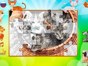Watch free video Kittens Puzzles