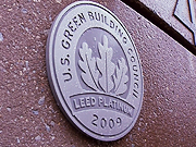 Watch free video LEED Platinum Apartment Building - New York