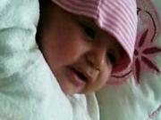 شاهد كارتون مجانا Cute Baby Wafa Talking To Mom