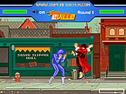 Juego Super Fighter 2