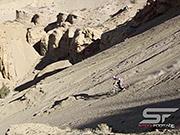 Watch free video Guy Riding Mountain Bike in Slow Motion