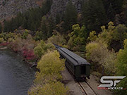 Watch free video Aerial View of Scenic Landscape