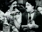 "Watch free video Charlie Chaplin's ""Behind The Screen"""