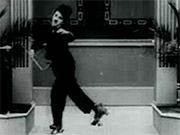 "Watch free video Charlie Chaplin's ""The Rink"""